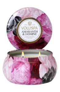 Voluspa Amaranth and Jasmine Candle 1 196x300 - Annual Candle Review Part 1: Bath and Body Works and Voluspa