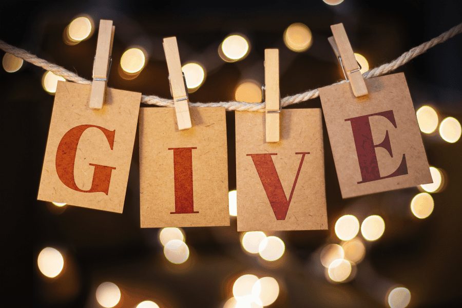 give - How Can I Contribute to #GivingTuesday?