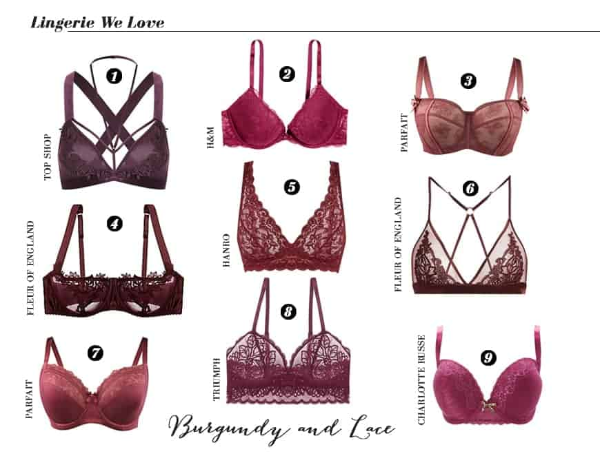 burgundy-lace-bras