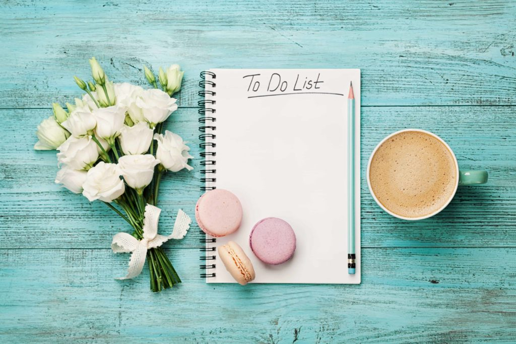morning to do list 1024x683 - 7 Ways To Create A Morning Routine That Works For You (Part 2)