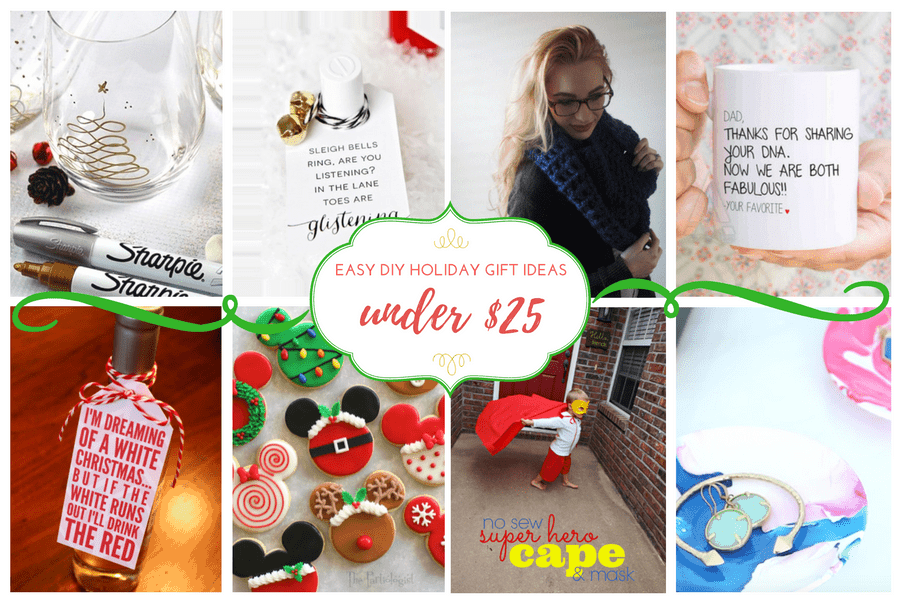 holiday diy gift ideas