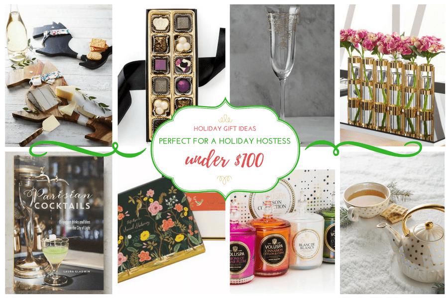 hostess holiday gift ideas