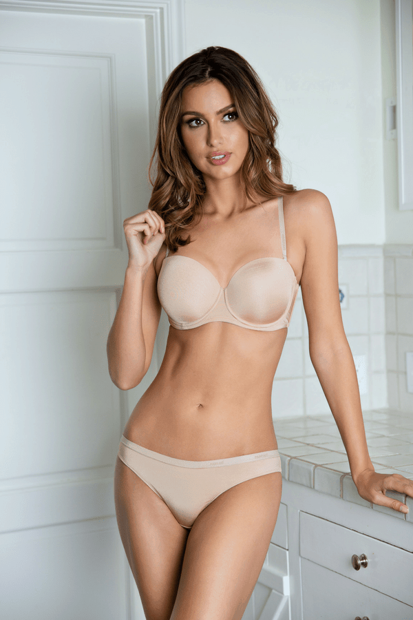 lynn strapless push up bra nude - Where To Get A Professional Bra Fitting