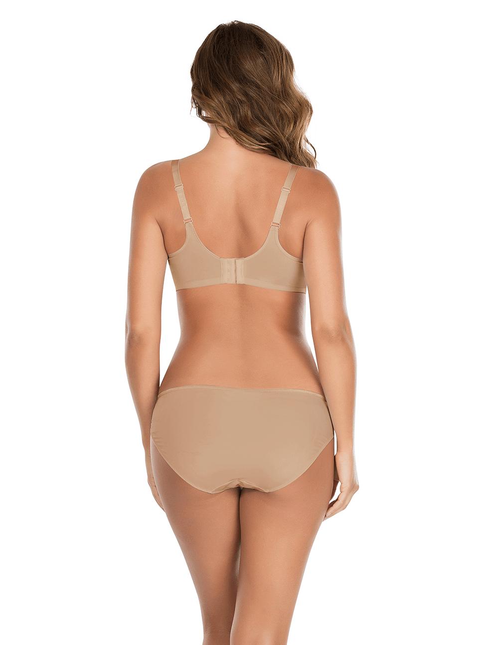 Enora MinimizerBraP5272 BikiniP5273 ENude Back - Enora Bikini - Nude - P5273