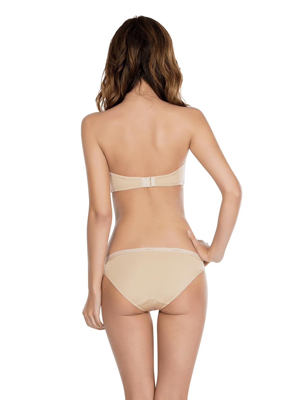 Lynn PushupStraplessBraP13112 BikiniP13013 Enude StraplessBack - Lynn Bikini - European Nude - P13013