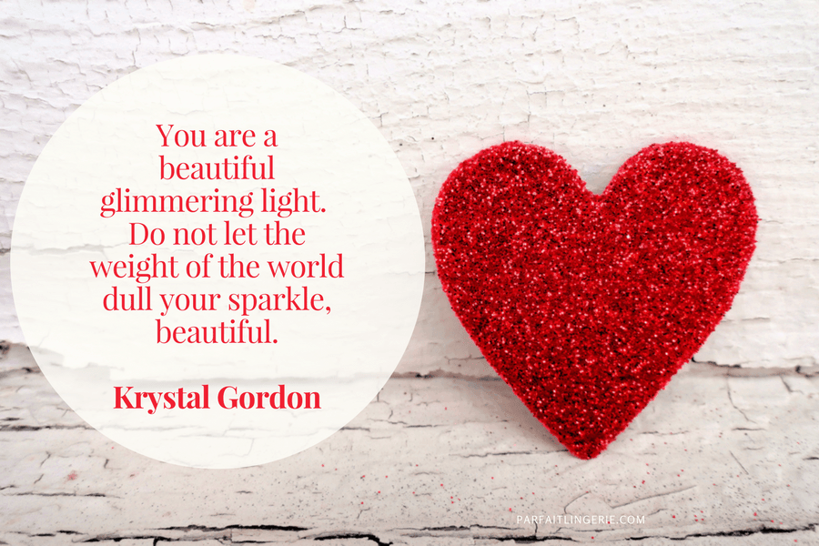 krystal gordon quote who has your back