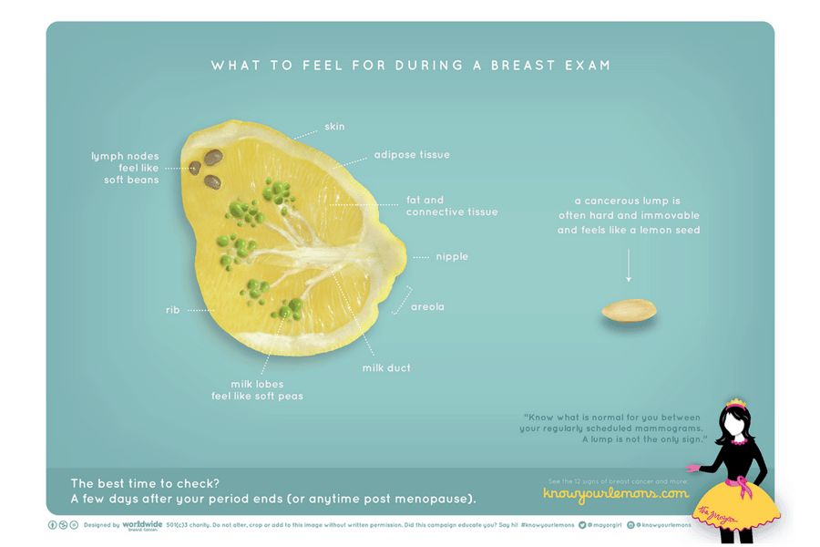 Untitled design 556 - Do You Know Your Lemons? These Photos Are Helping Women Detect Breast Cancer