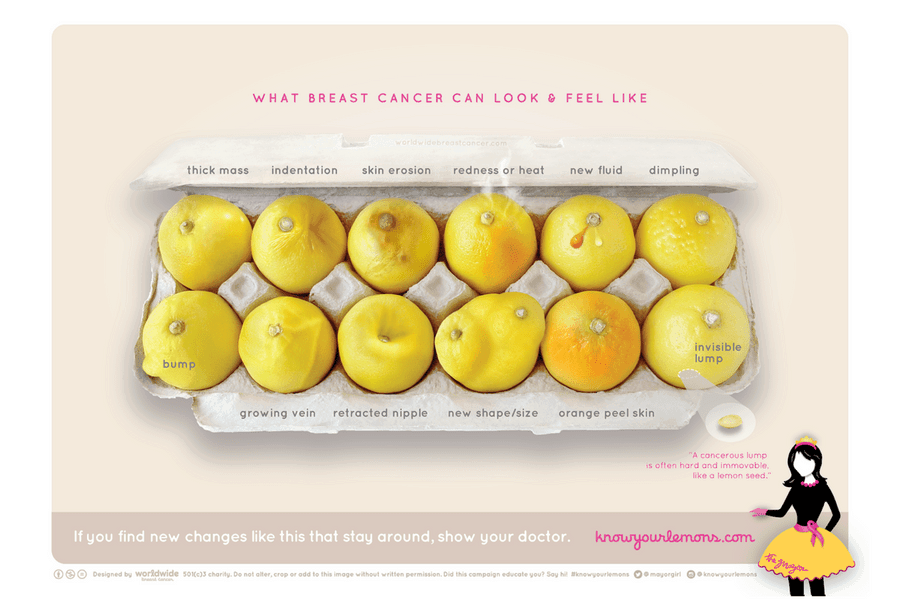 Untitled design 456 - Do You Know Your Lemons? These Photos Are Helping Women Detect Breast Cancer