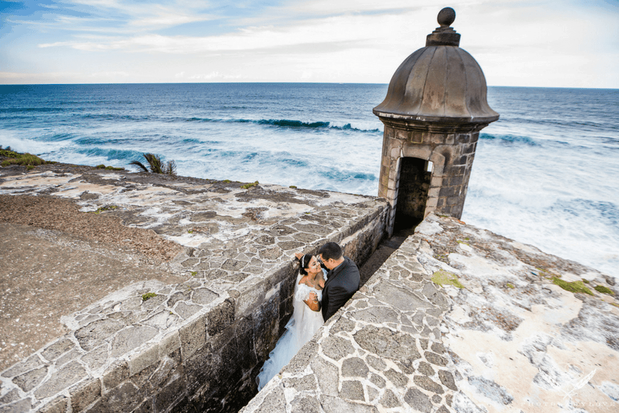 san juan puerto rico affordable wedding destination