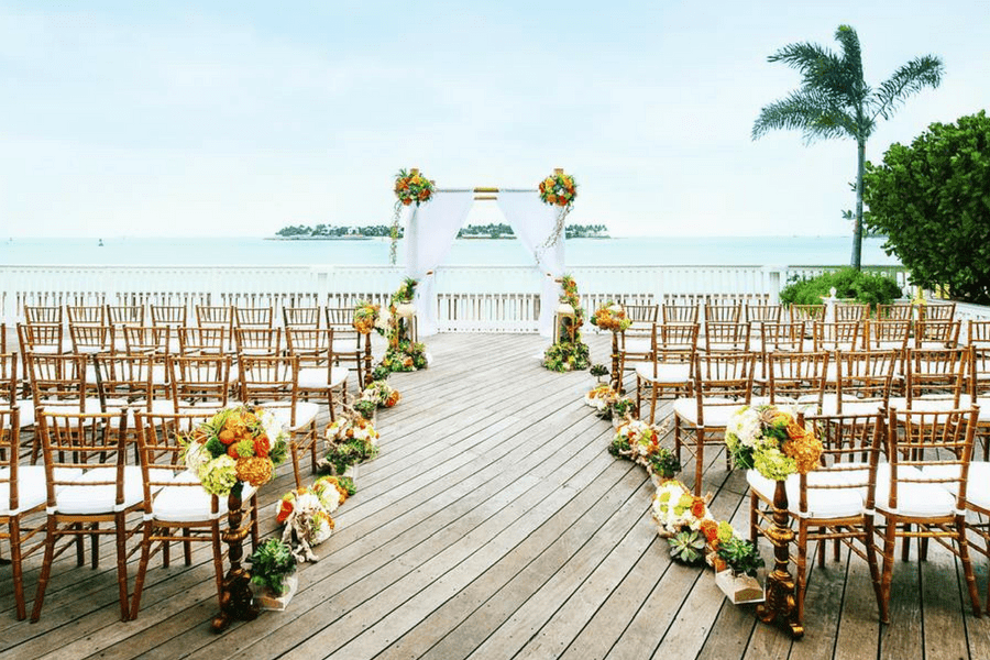 key west florida destination wedding