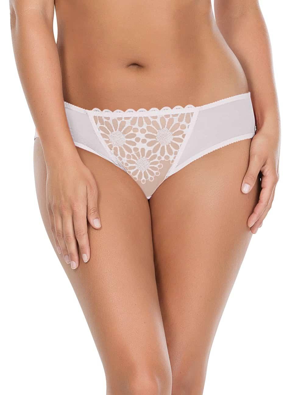 Irene BikiniP5333 Ivory Front - Irene Bikini - Ivory - P5333