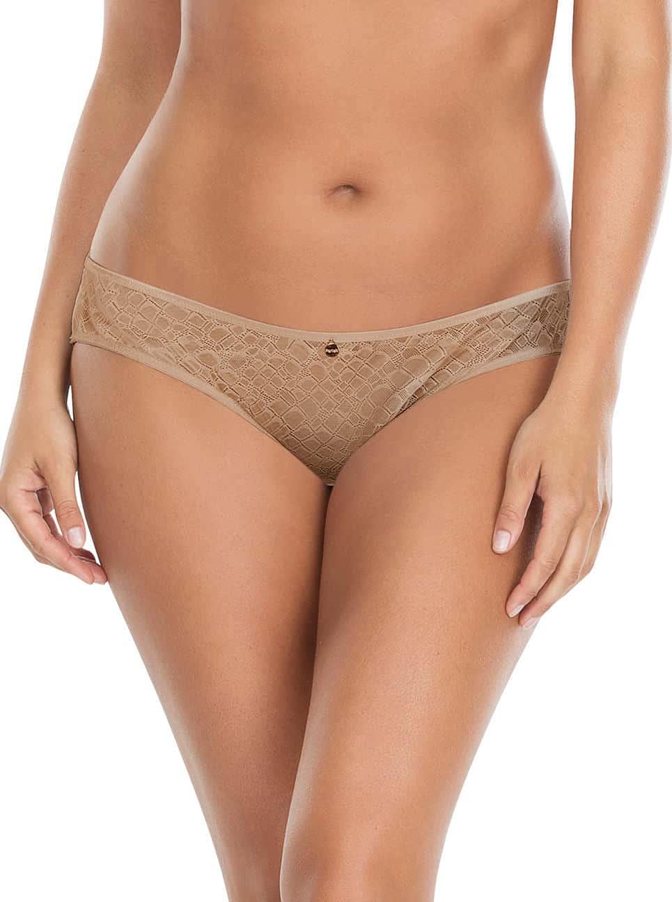 Enora BikiniP5273 ENude Front - Enora Bikini - Nude - P5273