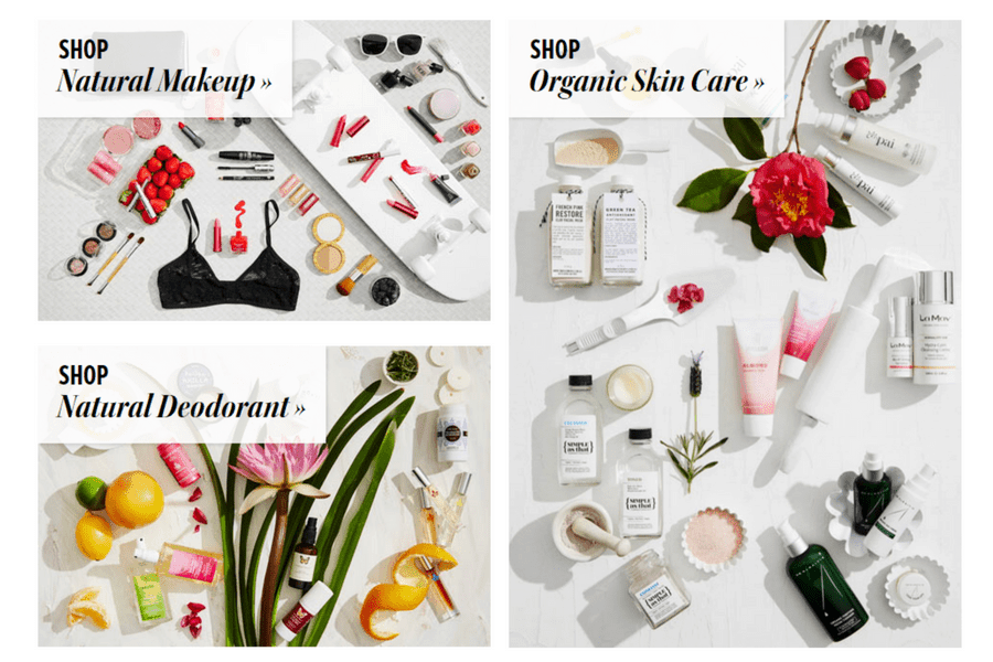 nourished life homepage shop natural makeup deodorant organic skin care