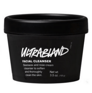 lush ultrabland best products for dry and sensitive skin