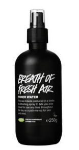 lush breath of fresh air soothing sea water spray best products for dry and sensitive skin