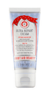First Aid Beauty ultra repair cream intense hydration best products for dry and sensitive skin