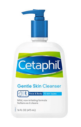 cetaphil gentle skin cleanser best products for dry and sensitive skin