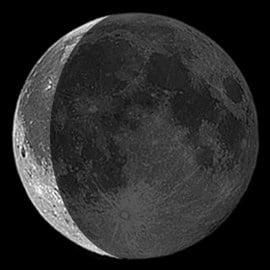 waning moon farmers almanac - The Moon and You