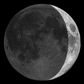 waxing moon farmers almanac - The Moon and You