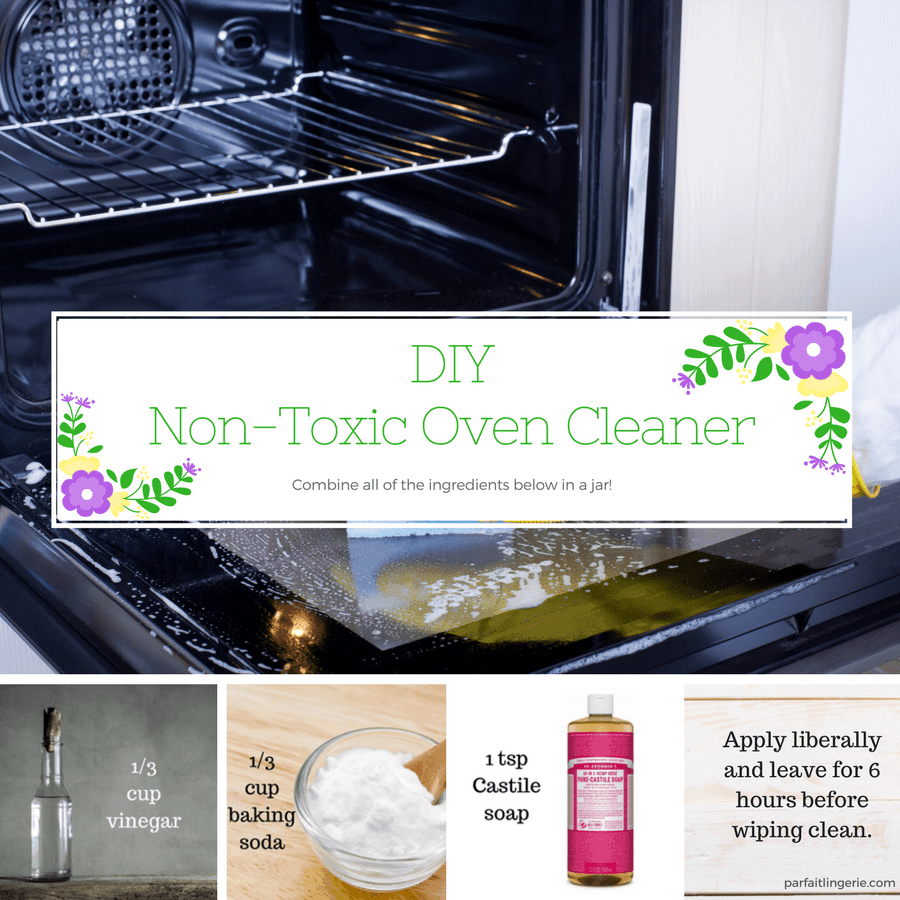 non toxic oven cleaner natural home cleaning product