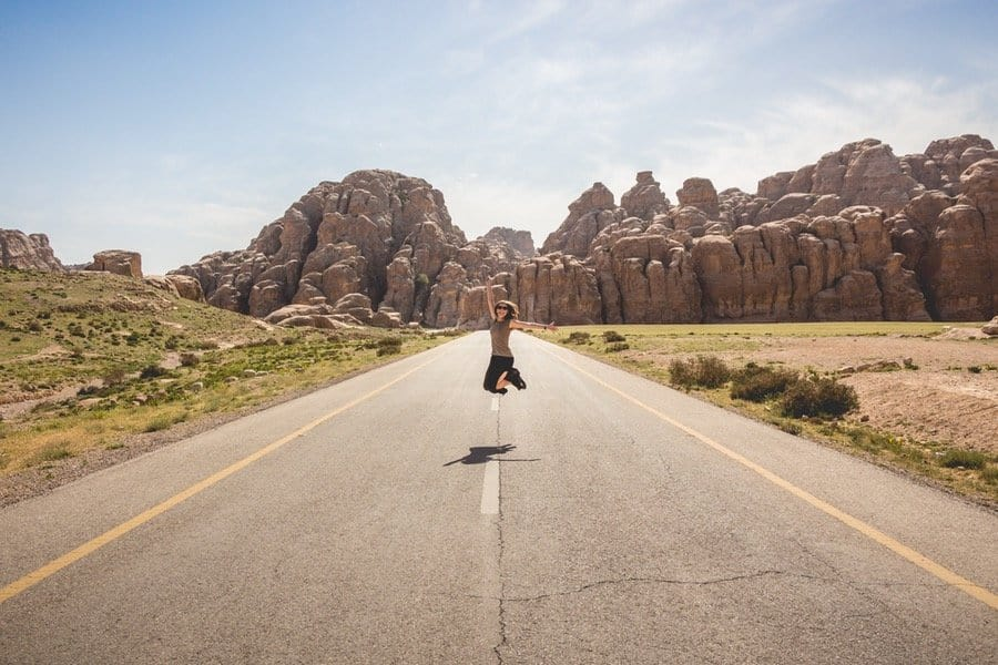 best places to travel alone as a woman