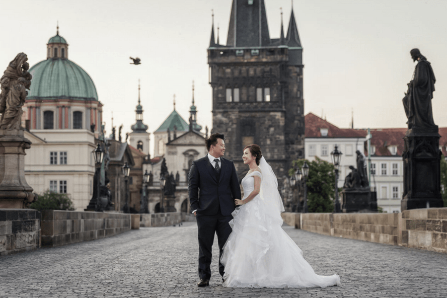 affordable wedding destination prague czech republic