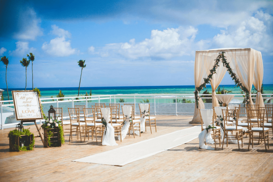affordable wedding destination puna canta dominican republic