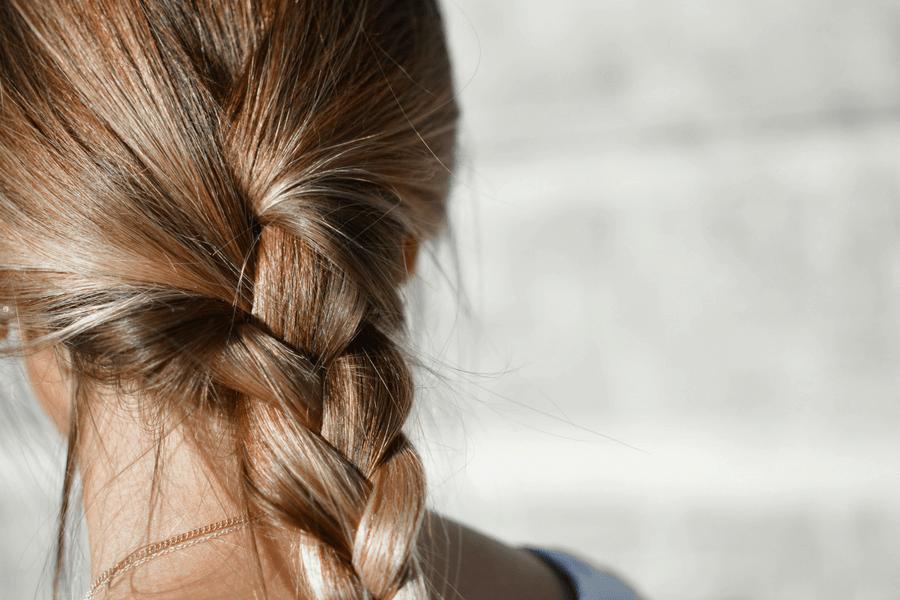 deep condition hair coconut oil