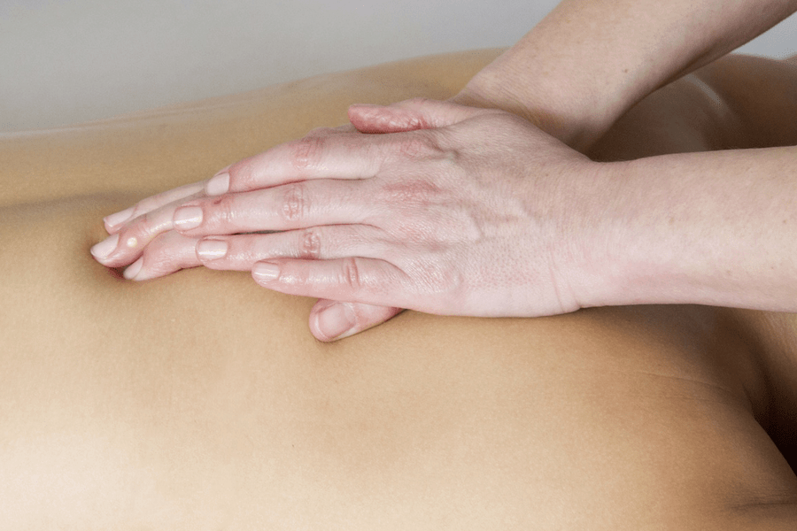 ease muscle pain coconut oil