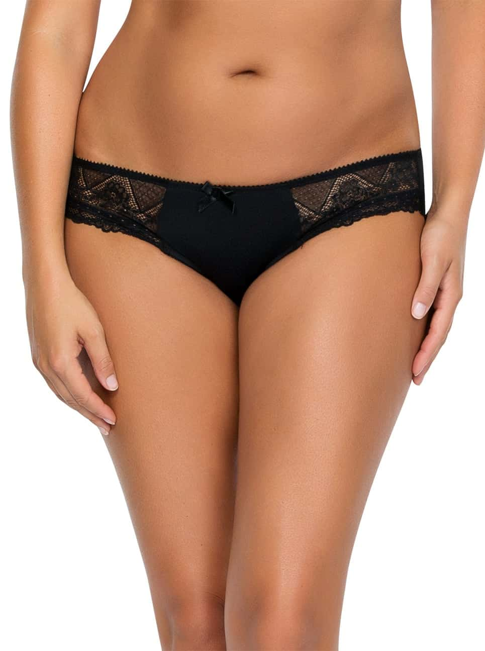 Casey Brief2803 Black Front - Casey Brief - Black - 2803