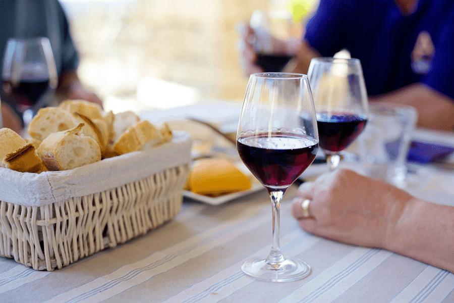 wine vineyard grapes 5 - 10 Romantic Wine Getaways Perfect For A Weekend Away