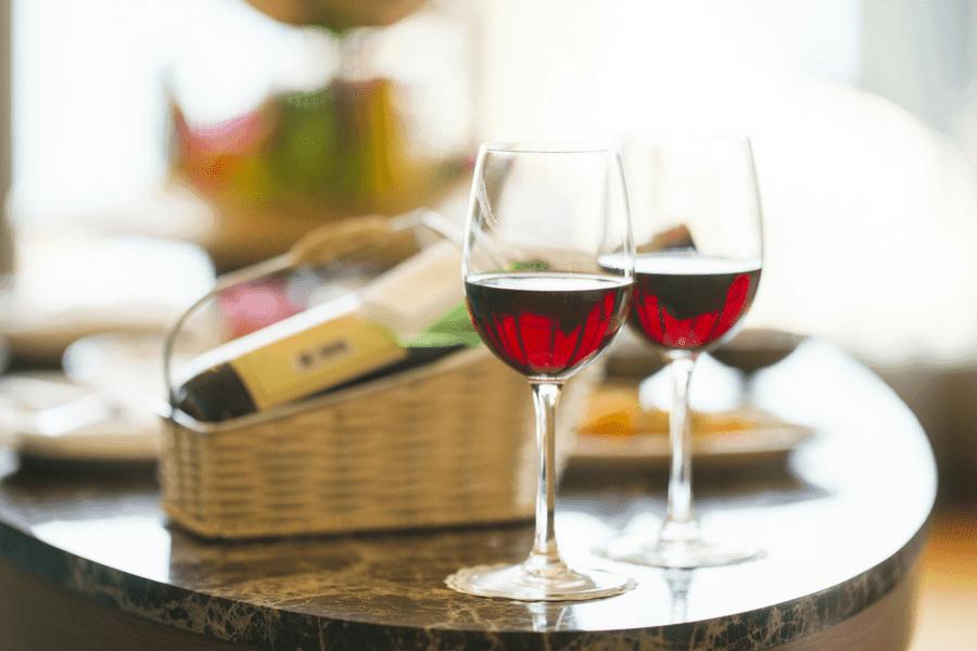 wine vineyard grapes 4 - 10 Romantic Wine Getaways Perfect For A Weekend Away
