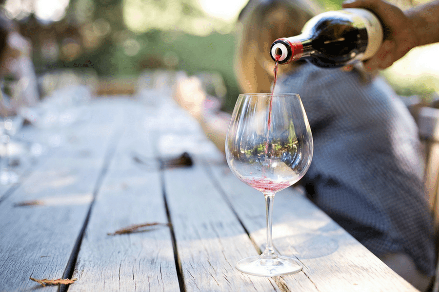 wine vineyard grapes 3 - 10 Romantic Wine Getaways Perfect For A Weekend Away