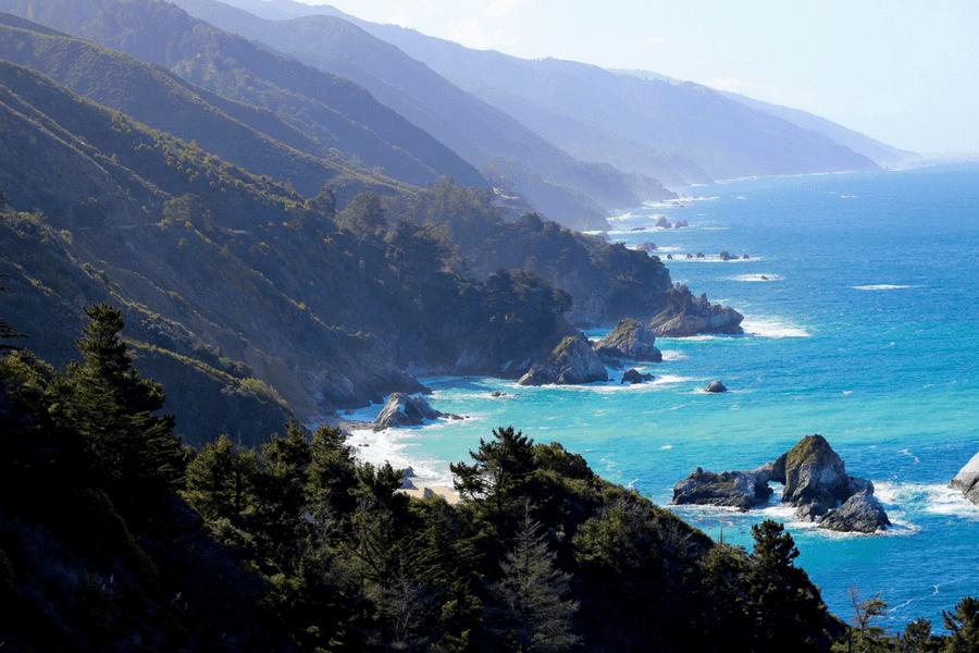 big sur california - 8 Best Babymoon Destinations in the US