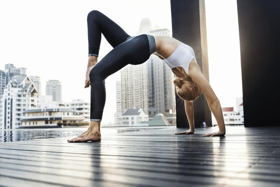 beginner yoga moves