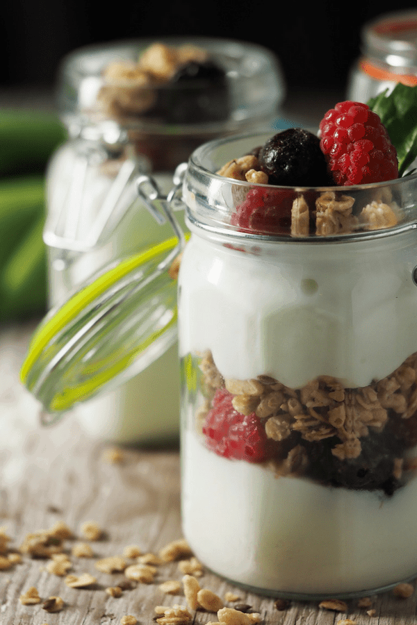eat for performance yogurt parfait - 3 Important Things To Do Pre-Workout
