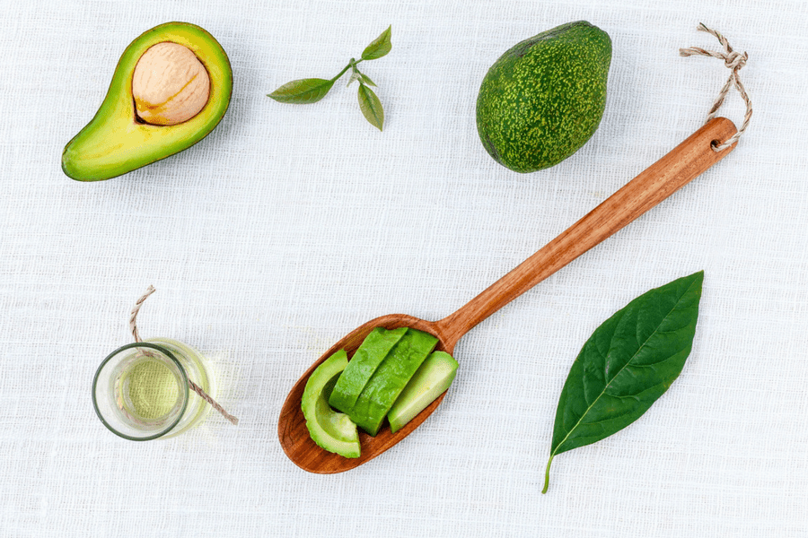 avocado oil - How Showering Less Helped Me Appreciate My Body More
