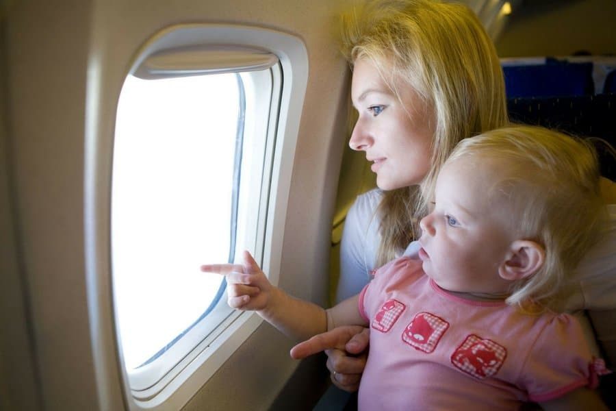 flying with baby carry on tips - 6 Secrets To Stress-Free Travel With Baby