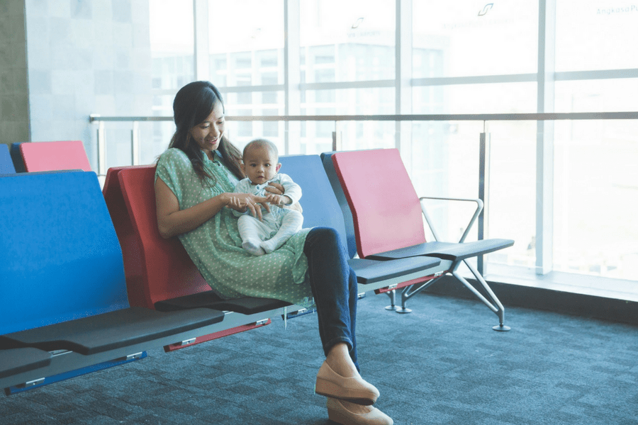 6 secrets to stress free travel with baby - 6 Secrets To Stress-Free Travel With Baby