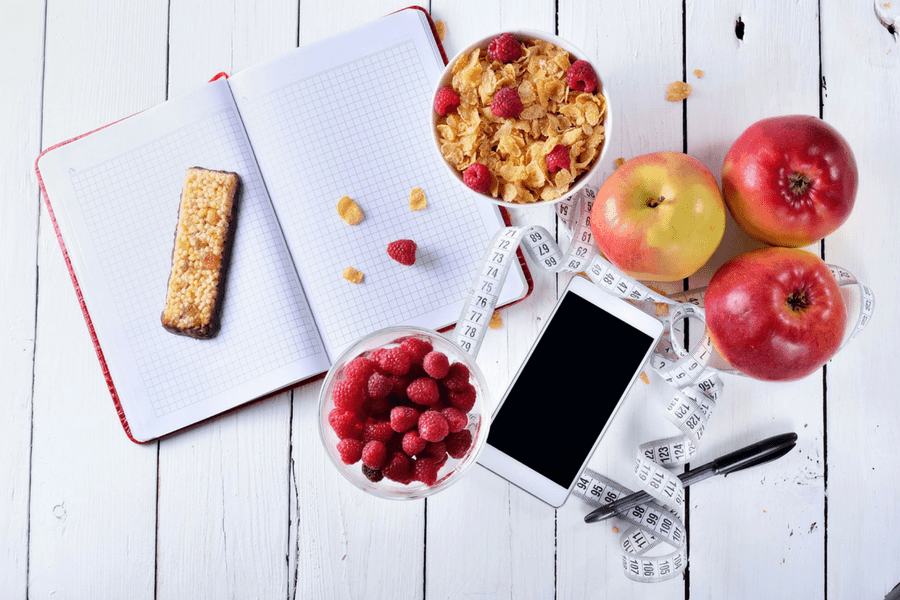 record what you eat - 7 Proven Ways to Break Through a Weight-Loss Plateau