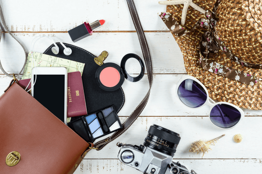packing makeup for travel - 10 Packing and Traveling Tips Every Woman Should Know