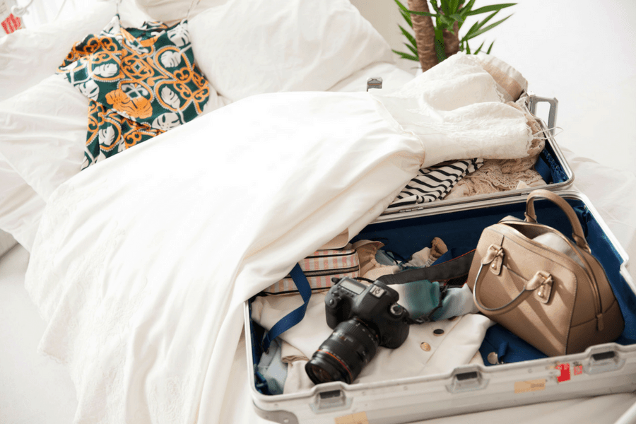 use minis - 5 Genius Tips for Traveling Carry-on Only