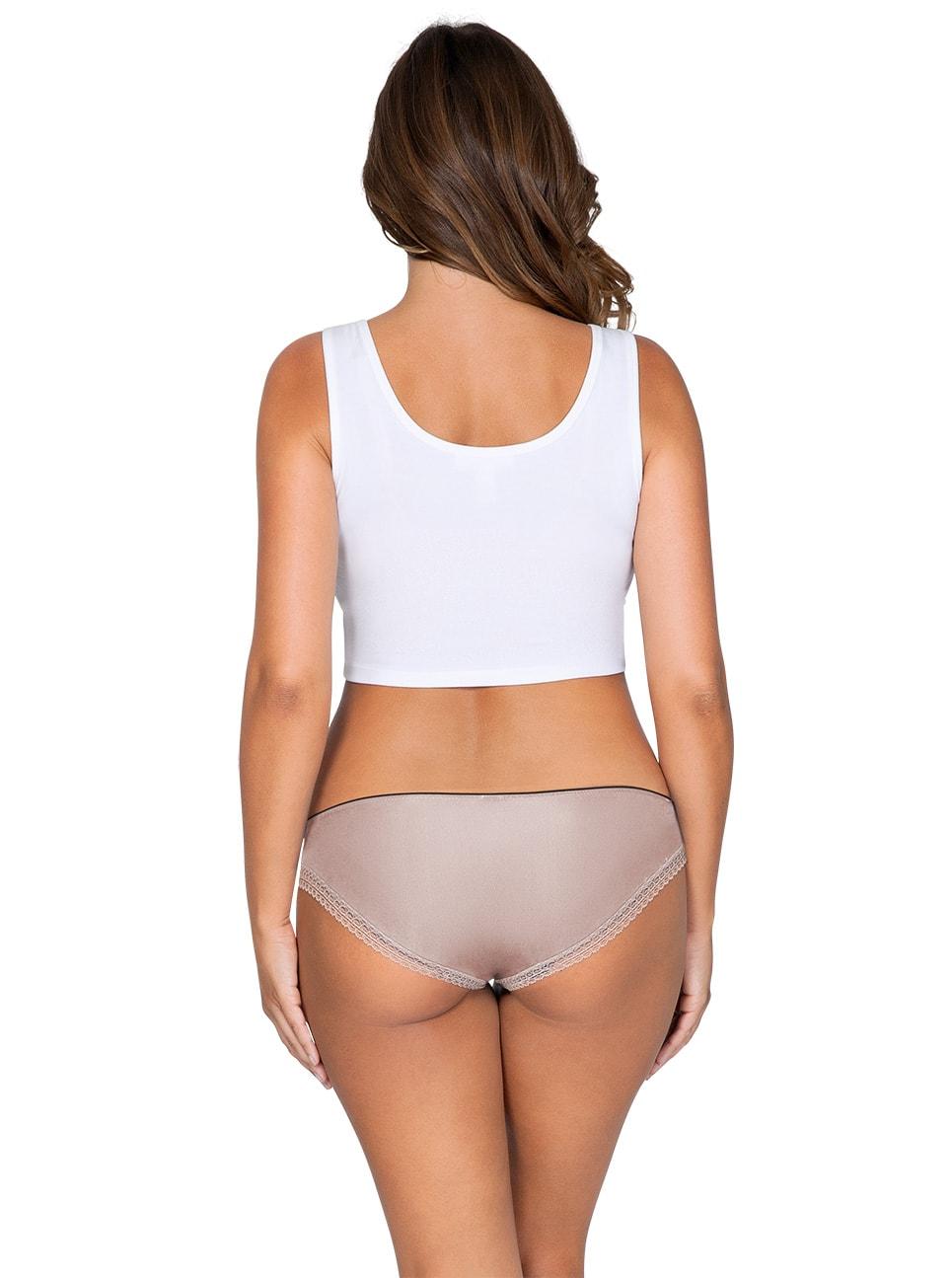 ParfaitPantyBikini PP301 B NudeBack - Panty So Lovely Bikini European Nude PP301