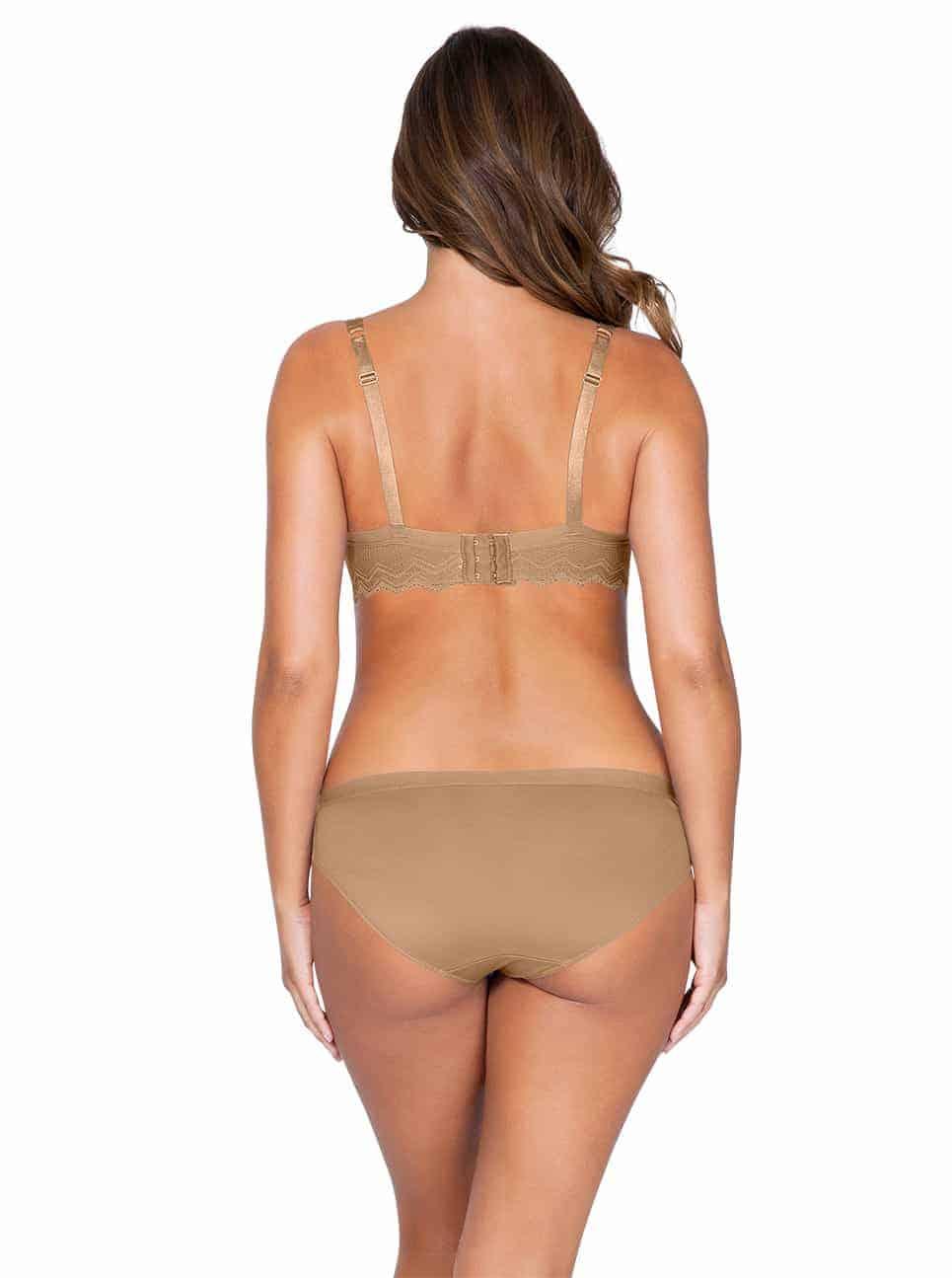 Lydie P5441ContourPadded P5443 Bikini NudeBack copy - Lydie Bikini – European Nude – P5443