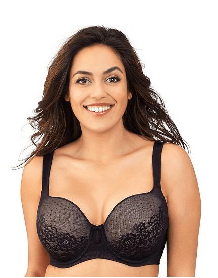vanity fair bras flattering full figure underwire bra - 31 Pretty Bras Under $60 That Won't Break The Bank