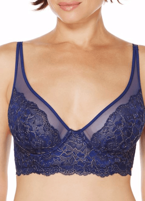 rafaella underwire long line bra - 31 Pretty Bras Under $60 That Won't Break The Bank