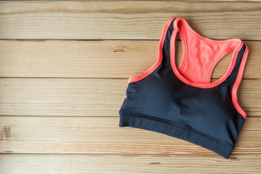 is it ok to wear a sports bra to bed