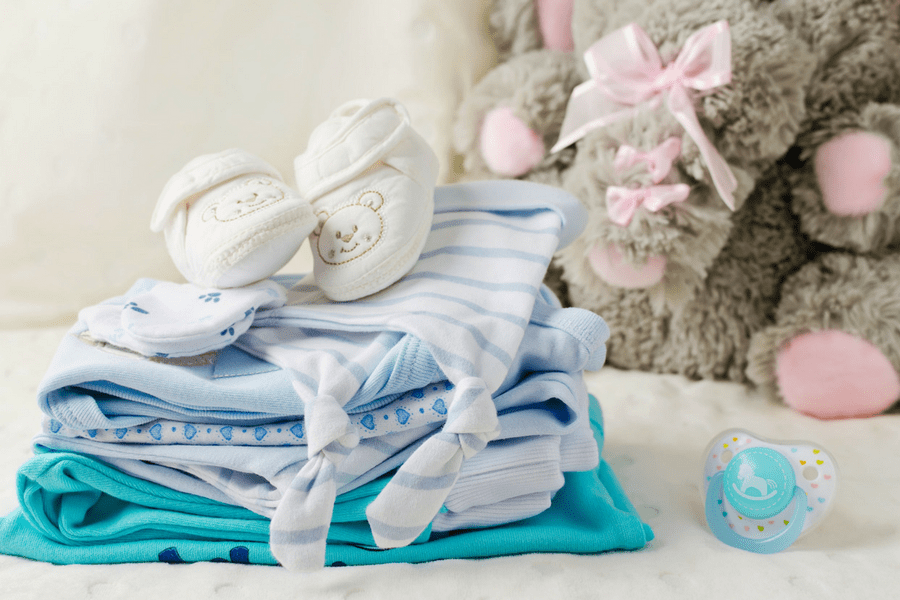is it necessary to wash new baby clothes