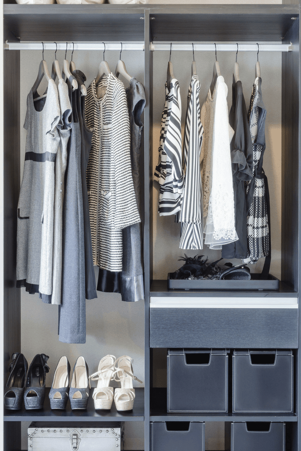 how to create a capsule wardrobe
