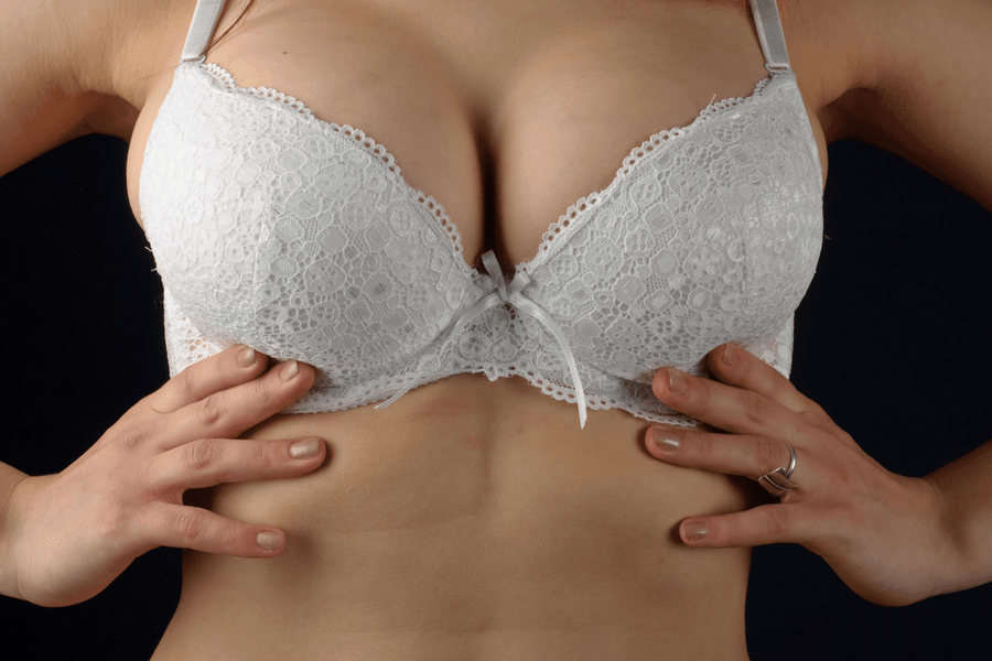 what percentage of women wear the wrong bra size